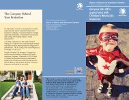 United of Omaha Childrens Whole Life Brochure - Shaw American