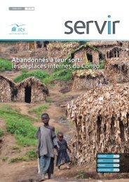 Abandonnés à leur sort: les déplacés internes du Congo