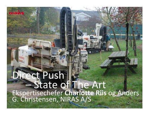 Charlotte Riis - ATV - Jord og Grundvand
