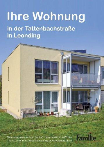 Ihre Wohnung - Familie in Linz