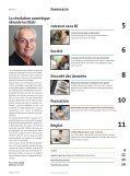 Context N° 3 2011 - Internet (PDF, 7906 kb) - Sec Suisse - Page 3