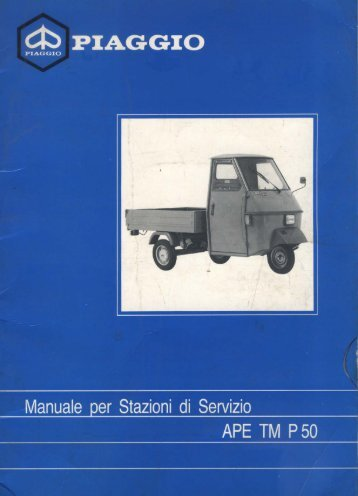 Libretto di uso e manutenzione (pdf) - Altervista
