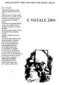 19 dicembre 2004 - amici oratorio San Mauro onlus - Page 2