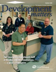 Our Emergency Department staff at Bradley and new renovations ...