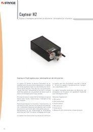Capteur H2 - Stange Elektronik GmbH