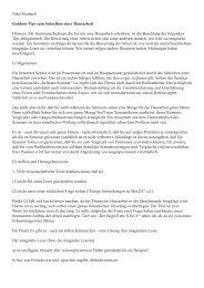Niko Strobach Goldene Tips zum Schreiben einer Hausarbeit ...
