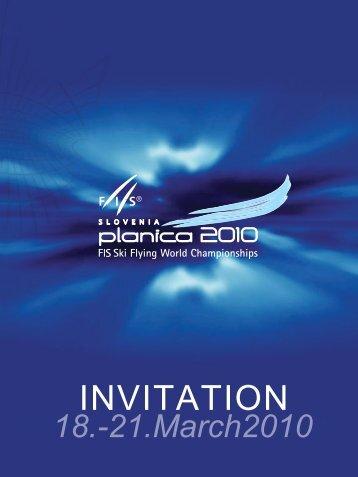 INVITATION - Planica