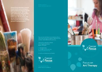 Art Therapy Leaflet - Cancer Focus Northern Ireland