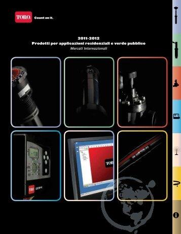 2011-2012 Prodotti per applicazioni residenziali e ... - LIWATEC AG