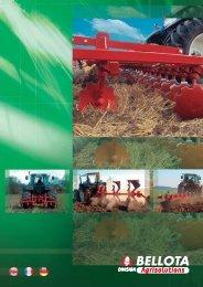 Socs et pointes de cultivateurs Kultivatorscharen und Grubberscharen
