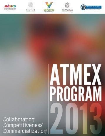 ATMEX Program – English - Adventure Travel Trade Association