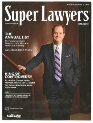 Super LAWYCI'S - Gordon Silver