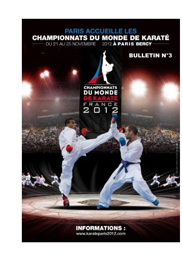 Official Bulletin - The English Karate Federation