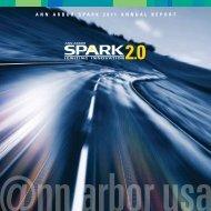 ANN ARBOR SPARK 2011 ANNUAL REPORT