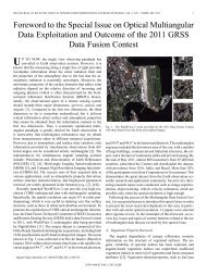 Foreword to the Special Issue on Optical Multiangular Data ...