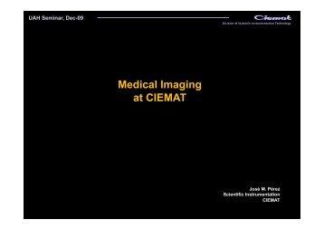 I. Molecular Imaging