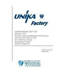 unika-factory - Wigam