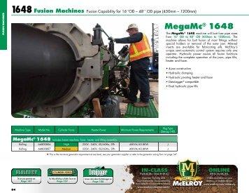 MegaMc® 1648