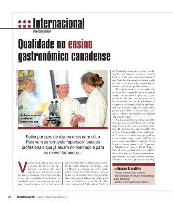 Internacional - Cozinha Profissional