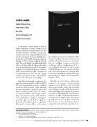 Justicia cordial - Universidad de San Buenaventura Cali