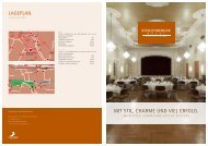 with style, charm and lots of success. - Steigenberger Hotels and ...