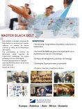 brochure master black belt 2013 - KAIZEN Institute Mexico - Page 2