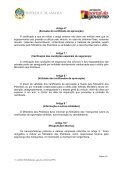 Regulamento sobre o Transporte de Gases Combustíveis por ... - saflii - Page 4