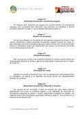 Regulamento sobre o Transporte de Gases Combustíveis por ... - saflii - Page 6