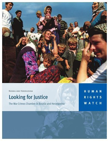 Looking for Justice - Office of the High Commissioner on Human ...