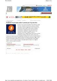 news_Evolution_Travel_mette_onl - pdfMachine ... - Evolution Travel