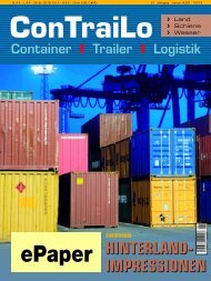 Container | Trailer | Logistik - NFM