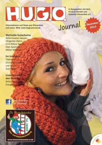 2013/12 (PDF) - HUGO-Journal