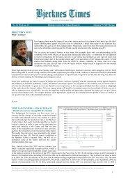 Bjerknes Times 16/2008 (pdf) - Bjerknessenteret for klimaforskning ...
