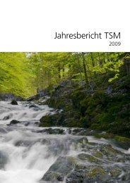 Jahresbericht 2009 - TSM Treuhand GmbH