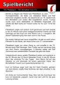 4. Heft gegen TSV Niedernhall 12. Oktober 2008 - TSV Pfedelbach - Page 4