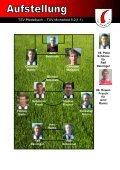 4. Heft gegen TSV Niedernhall 12. Oktober 2008 - TSV Pfedelbach - Page 5