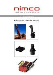 PDF Nimco electronics - Total Hydraulics BV