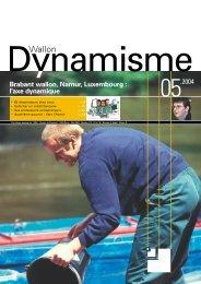 Dynamisme 173 xp - Union Wallonne des Entreprises