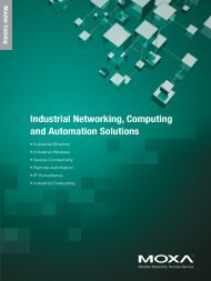 Industrial Networking, Computing and Automation Solutions