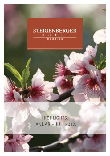 Kulinarische Highlights - Steigenberger Hotels and Resorts