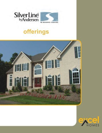 view options [PDF] - Excel Homes