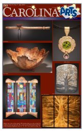 NC Institutional Galleries - Carolina Arts