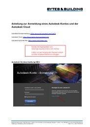 anmeldung_autodesk_cloud.pdf - 0.33 MB - Bytes & Building GmbH