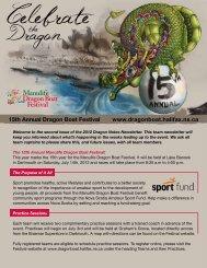 Dragon - Sport Nova Scotia