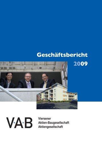 Wir investieren in die Zukunft unserer Stadt und ihrer ... - VAB Viersen