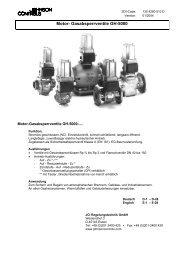 Johnson Control - Dalemans Gas Detection
