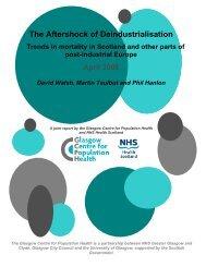 AftershockOfDeindustrialisation Final Full - Glasgow Centre for ...