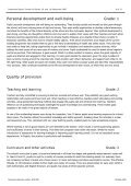 Ofsted Report 2007 - Forest Hill School - Page 6