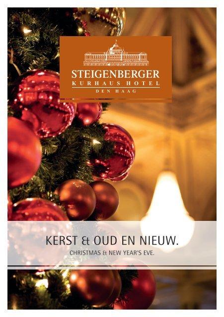 Kerst & Oud en nieuw. - Steigenberger Hotels and Resorts