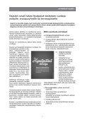 Tässä ja Nyt 4-2012 - RedNet - Punainen Risti - Page 7